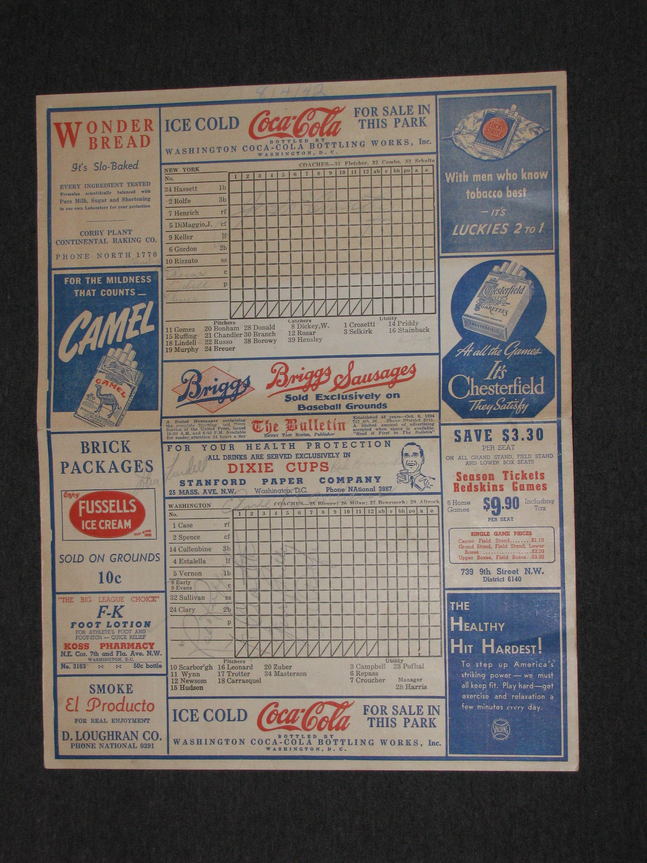 vintage baseball collectibles jpg 1152x768