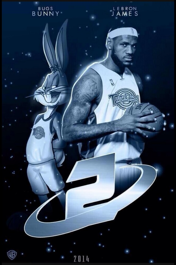 """promo code 6e4de d64eb Pin-Up"""" of the Week: Space Jam Tune Squad Large Team Warner ..."""