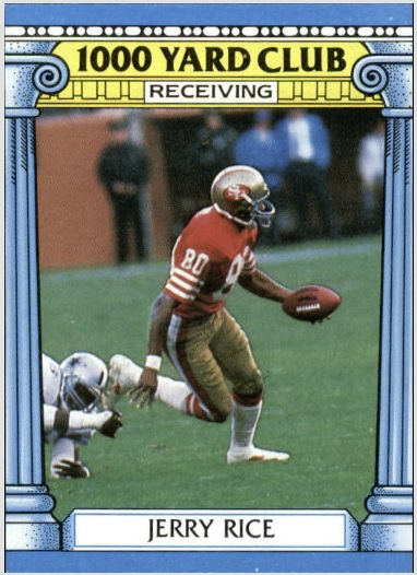 These Are Not Jerry Rice Rookie Cards Sports Card Info