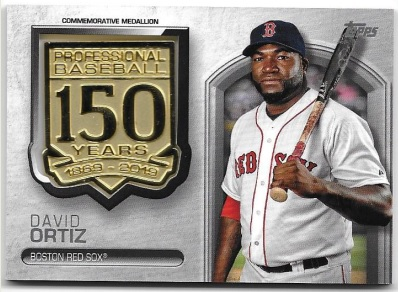 Big Papi '19 Topps Series 1 Contest!