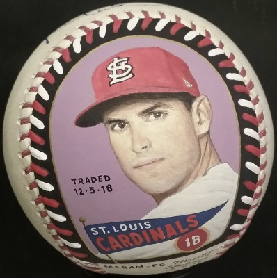 Monty Sheldon Amp Piece Of The Game S Baseball Authenticated