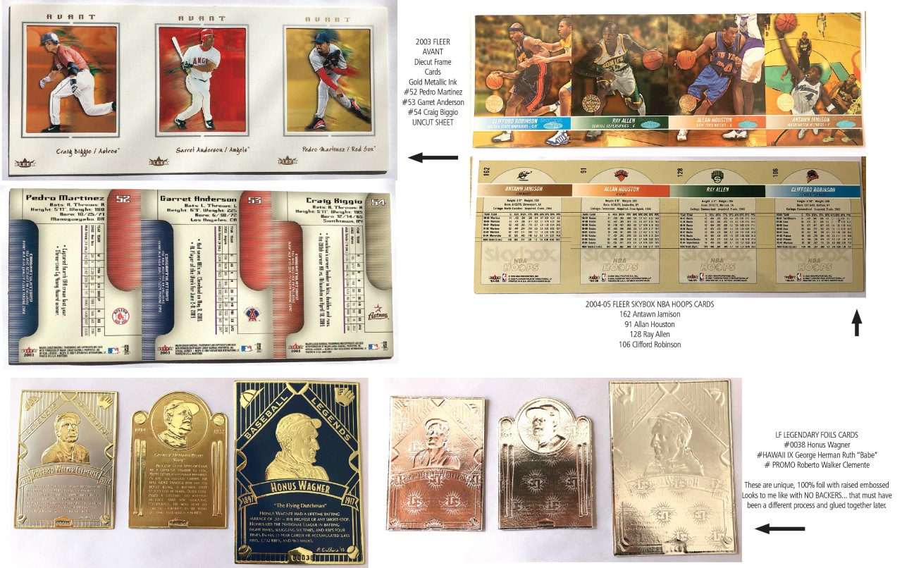 Card Info Sports Card Info Page 3