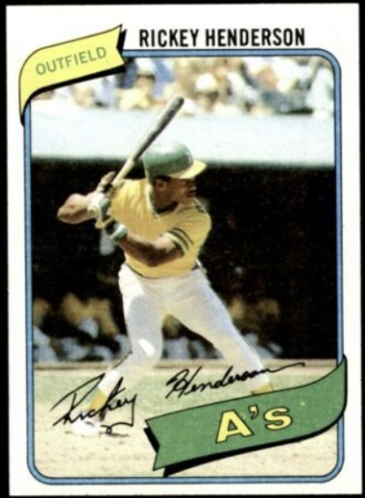 How To Spot A Fake Rickey Henderson 1980 Topps 482 Rookie